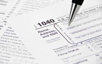 1040 IRS Form